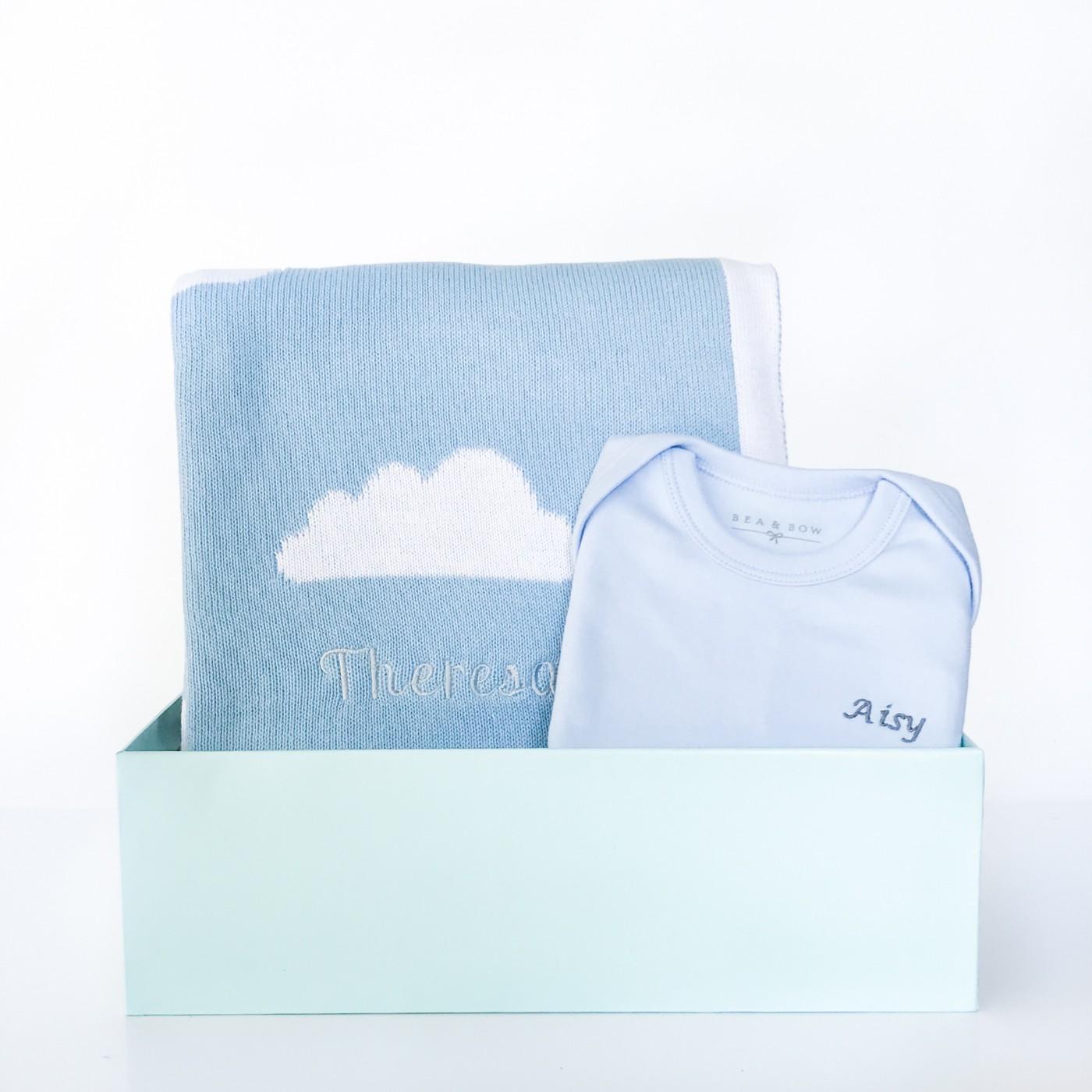 Essentials Box Blue