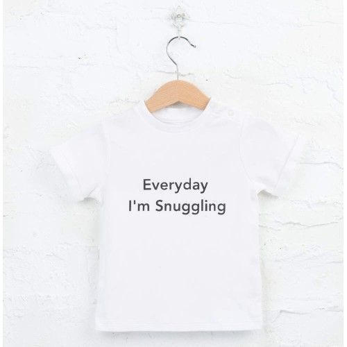 Everyday I'm Snuggling T-Shirt