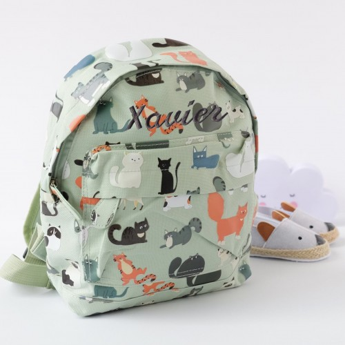 Kitty Tails Mini Backpack