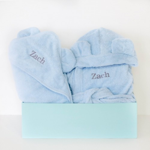 Bathtime Box - Blue
