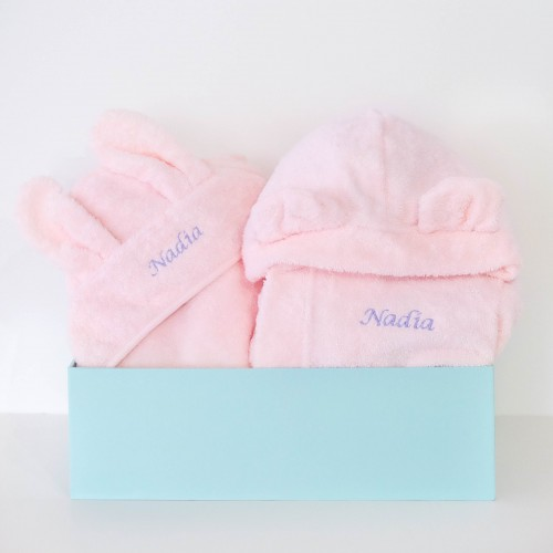 Bathtime Box - Blush