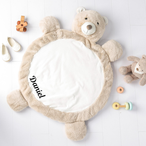 Charlie Bear Plush Playmat