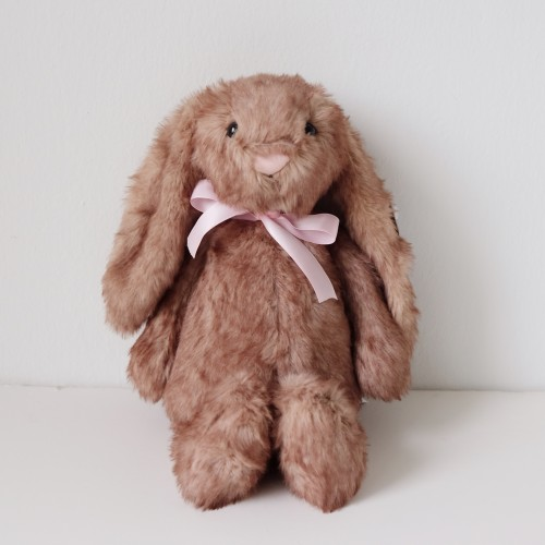 Bashful Bunny - Pecan (Out of Stock)