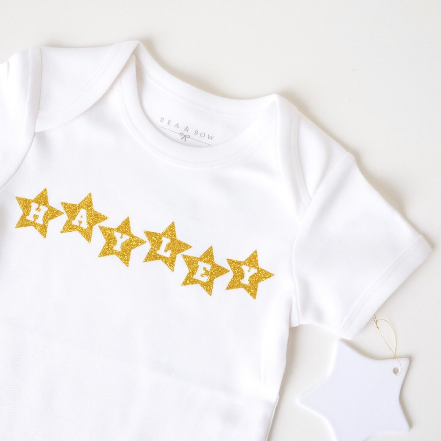 All Star Tee/ Romper