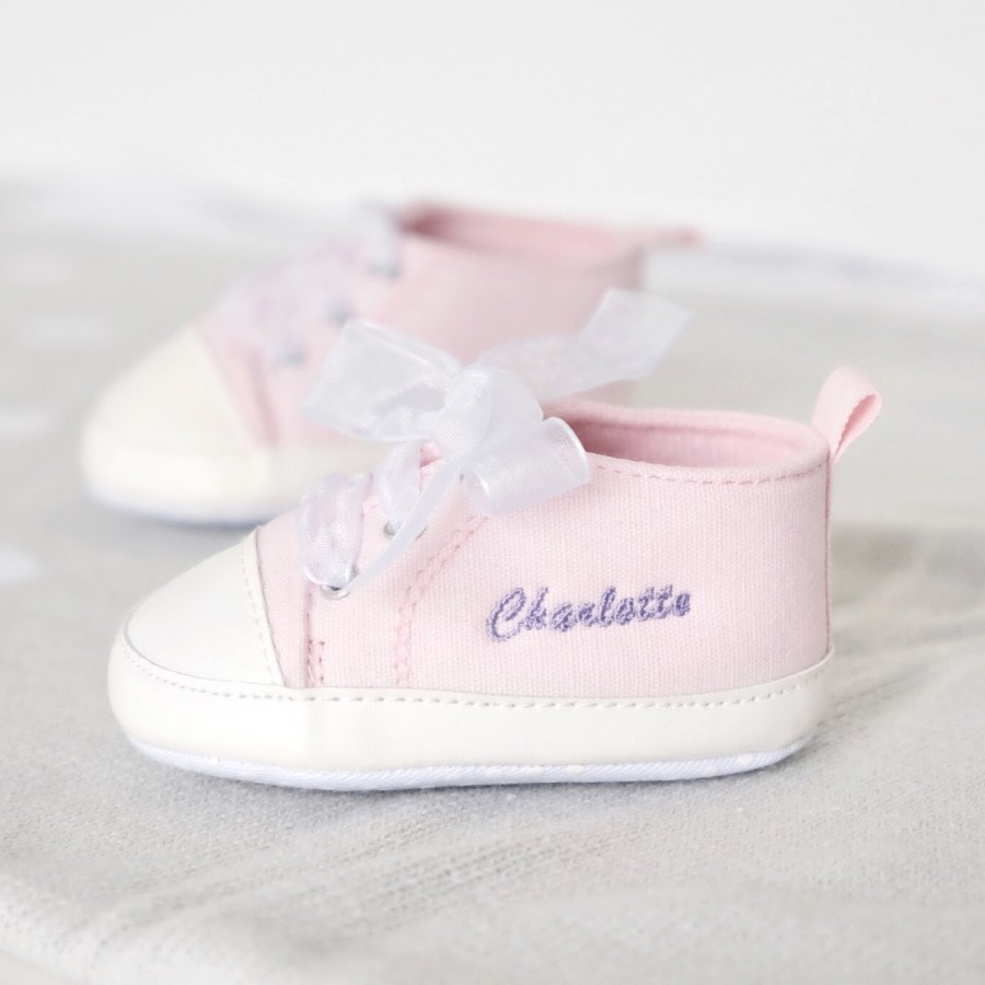 Baby Sneakers - Pink (Out of Stock)