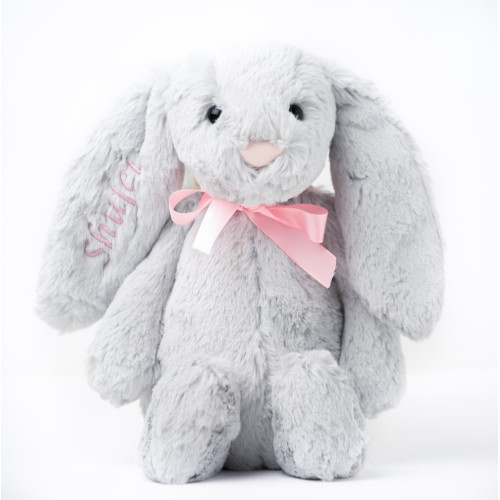 Bashful Bunny - Silver (Out of Stock)