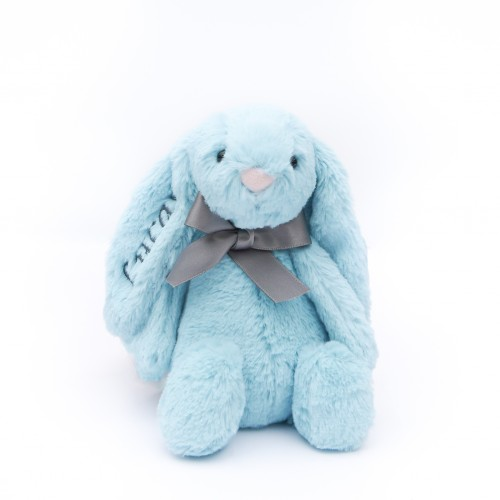 Bashful Bunny Small - Aqua