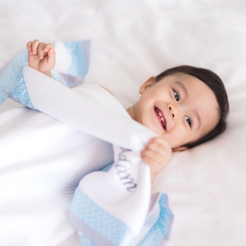 Soothing Baby Blanket - Cloudy Sky (Out of Stock)