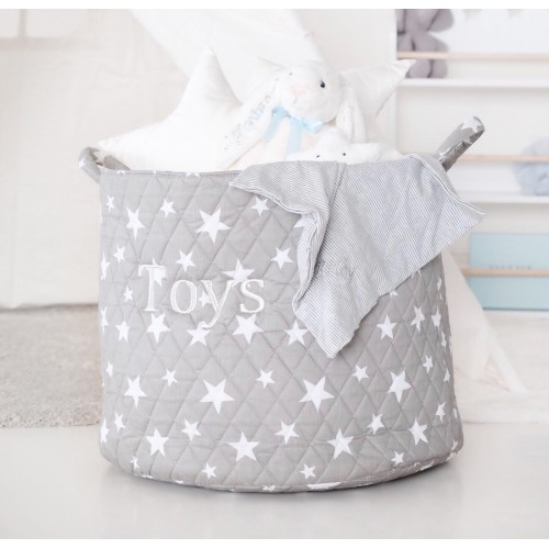 Stars Store Away - Grey (Out of Stock)