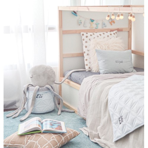 Quilted Store Away - Baby Blue