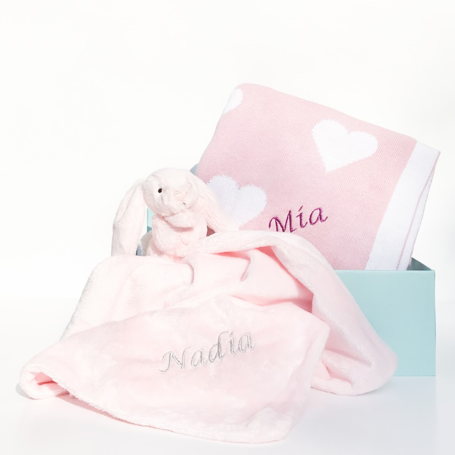 Sweet Dreams box - Pink