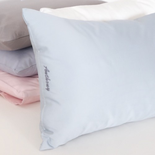 500-Thread-Count PIMA Cotton Sateen Pillow - Meadow