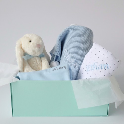 Hello World! Baby Boy Box